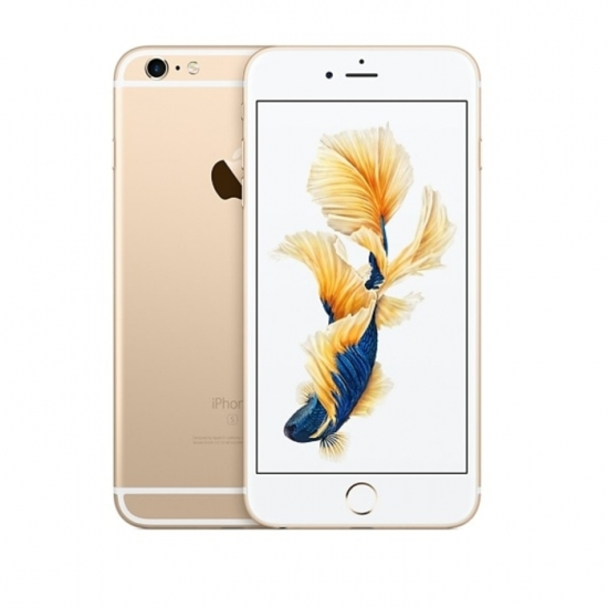 IPHONE 6S PLUS 16GB GOLD GARANSI DISTRIBUTOR 1 TAHUN