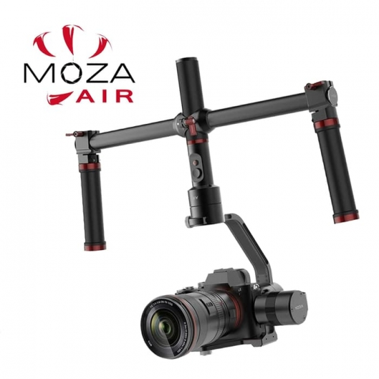 MOZA Air 3-Axis Handheld Gimbal Stabilizer For DSLR & Mirrorless
