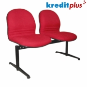 Visitor Chair JV-5001 Two Seats - Khusus JABODETABEK