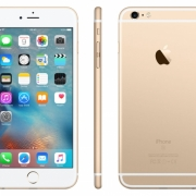 IPhone 6S Plus 128GB Gold TAM Garansi Resmi