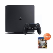 Sony Playstation 4 Slim 500GB Bundling GTA V