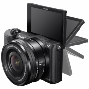 SONY A5100 (BLACK/WHITE)
