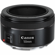Canon Lensa Camera EF50mm F/1.8 STM