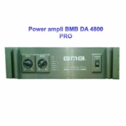 Power Amplifier BMB DA-4800 Pro