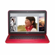 Dell Inspiron 11-3162 Notebook - Red [11/3050U/2 GB/Win10]