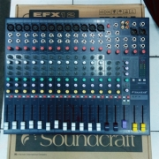 Audio Mixer soundcratt