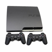 PS3 Slim CFW 120gb Black