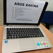 NOTEBOOK ASUS X441NA-BX003D / CELERON N3060 / DDR3 2GB / DOS / 14