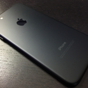 I Phone 7 - 32GB - Black Matte