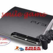 playstation3 Slim SONY HDD 320GB paket komplit +full game PSN