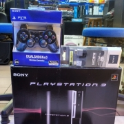 Ps 3 Fat 160 Gb CFW Playstation 3 fat ps3 tebal