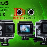 B-Pro5 Alpha Edition Mark II S Free Memori 16GB Class 10 -Black