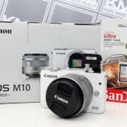Canon EOS M10 Kit EF M 15 45mm IS STM Kredit Ditoko Tanpa Dp