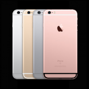 Apple Iphone 6s Rose Gold 16GB - Free Tongsis