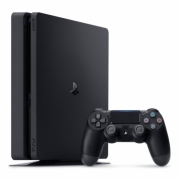 Sony Playstation 4 500GB Slim Bundling Controller