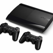 Sony PS3 Super Slim 160GB Isi Games Original