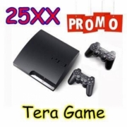 Sony PS3 Slim 250GB CFW Seri 25XX