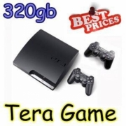 Sony Ps3 slim 320GB CFW seri 20xxx