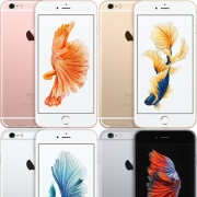 Iphone 6S 16GB Grey, Gold & Rose Gold Garansi Distributor 1 Tahun