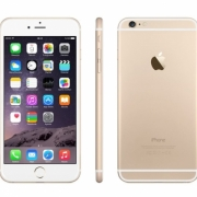 IPHONE 6PLUS GOLD 64GB GARANSI DISTRIBUTOR 1 TAHUN