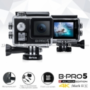 Brica B-Pro5 Alpha Edition Mark2s 4K Black +Paket Hemat Brica BPRO