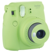 FUJIFILM INSTAX MINI 9 LIME GREEN / HIJAU