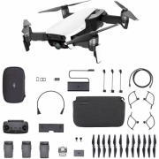 DJI Mavic Air Fly More Combo - Hitam Resmi