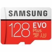 Samsung Micro SDXC Plus 100MBs 128GB Class10 With Adapter Original