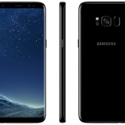 Samsung Galaxy S8 Smartphone - Midnight Black