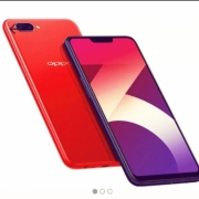 OPPO A3S NEW(RED/PURPLE)RAM 3GB/32GB  GARANSI RESMI