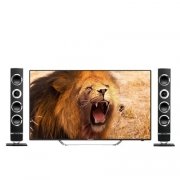 POLYTRON TV LED 43 INCH TYPE 43TS865 + TOWER SPEAKER