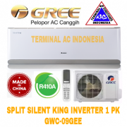 AC SPLIT GREE 1 PK ( GWC-09GEE ) SILENT KING INVERTER R410A CHINA