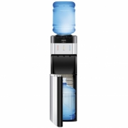 Sanken HWD-Z96 Dispenser Air Duo Galon - Hitam Silver