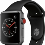 Apple Watch Series 3 Sport Aluminium 42mm GPS+Cell - Kredit Tanpa CC dan Tanpa DP