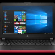 HP 14-BS092TX Notebook - Red