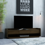 Anya-Living Rak TV Mojave 160 Brown Walnut