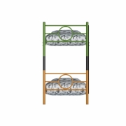 Anya-Living Ranjang Susun / Bunk Bed Ring O - Fun