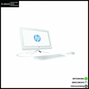 HP 20-C413D All in One Desktop PC - White