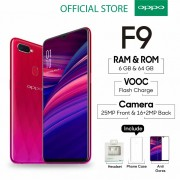 Oppo F9 Pro 6/64 GB - Sunrise Red