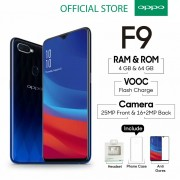 Oppo F9 4/64 GB - Twilight Blue