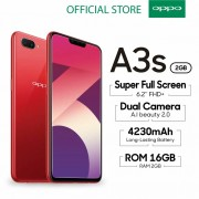 Oppo A3s 2/16 GB - Red