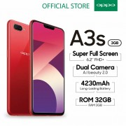 Oppo A3s 3/32 GB - Red