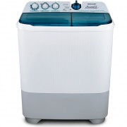 SHARP ES-T85CR 8 KG Super Aquamagic