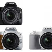 Kamera Canon EOS 200D Kit EF-S 18-55mm F/4-5.6 IS STM [Black/Silver]