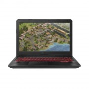 ASUS FX504GD-E4308T Gaming Laptop - Black Red Pattern [i7-8750H/ 8GB D