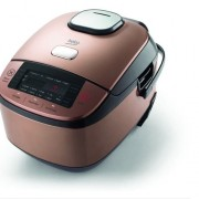 BEKO Rice Cooker Digital Stainless 1.8L - RCM67023R