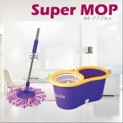 BOLDE Alat Pel Super Mop - M777X Purple