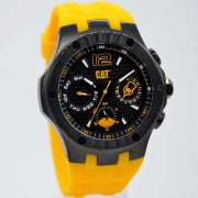caterpillar-a116927131-p2056d46-chronograph-rubber-strap-hitam-kuning