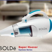 BOLDe Vacuum & Blow Cleaner Super Hoover - CYCLONE SERIES - Biru Muda