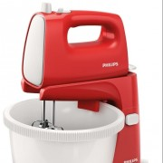 PHILIPS Stand Mixer - HR1559 Merah